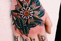 OldSkool tattoos