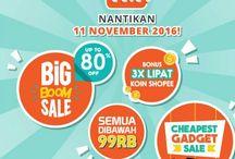 Big sale shopee