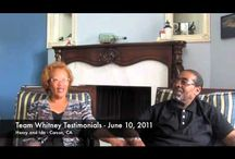 Testimonials for Team Whitney - Keller Williams Realty in San Pedro and Rancho Palos Verdes, CA