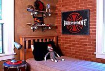 Andrew bedroom?