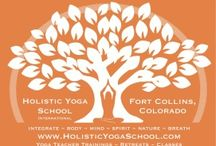 HYS Teacher Training / Demonstrates all he amazing things that one can experience while pursuing their yoga teacher training certification / by Holistic Yoga School International