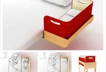 Bedrooms / by Design Rulz