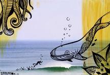 infinito / textos, iago bueno, surfercosmovision, mundoescenario, la cosmovisión de un surfer y The Pájaro Azul