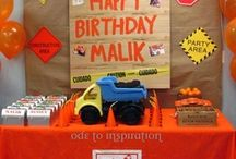 Construction Birthday / by Andrea Vickers-Sivret