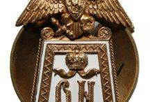 Russian army regimental signs