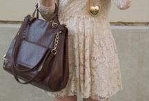 Fashion Inspirations / by Juliana Trindade
