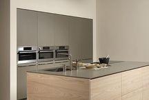 Kitchen natural colours