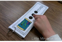 Kindergarten ELA / Kindergarten learning station, lessons, etc pertaining to all aspects of ELA.   / by Holly Cooper