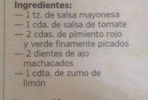 salsa andaluza