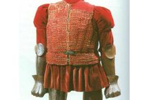 14th century brigandine / Brigandines of the second half of the 14th century in the Netherlands, the UK, Belgium, Germany and France.