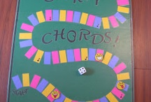 Piano Group Lesson Games / by Heidi Neal