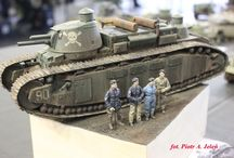 XII International Festival of Plastic Scale Models Bytom 2015