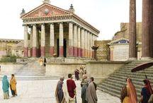 Rome architecture.