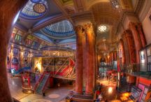 Manchester Royal Exchange Exhibition 2014-2015