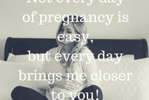 Pregnancy. / pregnancy, pregnancy tips, pregnancy quotes, planning for a baby, newborn
