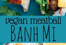 Vegan International Cuisines / Vegan dishes inspired by countries all around the world.