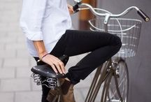 Cycle chic / Cool on two wheels!