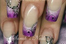 Sarah's Nails / You also find me on Facebook www.facebook.de/scfnails and Youtube www.youtube.de/user/sami529sm