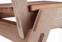 Wood joinery