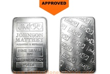 IRA Approved Silver Bars