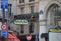 Navigating Paris / Making your way around Paris