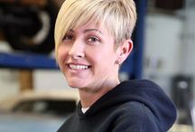 My next haircut christie brimberry from fast n loud hair