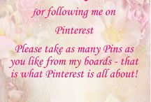 PINS HERE ARE FOR YOU TO HELP YOURSELF TO ANY OF THEM....!!