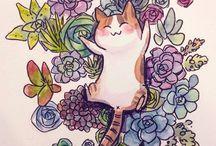 Краски&Рисунки