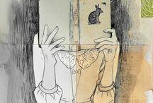ink over ink / I'm quite a big fan of Loui Jover's work.
