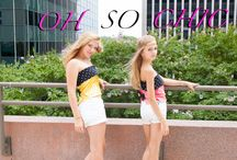 3 - Oh So Chic - 2014 Summer Camp Fashion House
