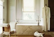 Bathroom Trends / Powder rooms and water closets