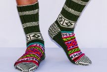 Fazl Socks / Handmade. Himalayan. Happy Ladies. The three H's of Fazl socks. All our socks are handcrafted by women in need in North India and we provide them with fair wages for their work.