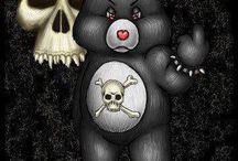 Care Bears Dark Side  / by Spooky Darkness