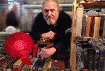 Ben The Books - Trader of the Month December 2014 / Ben the Books - Antiques Market