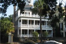 HISTORIC HOMES / by Donna Stovall