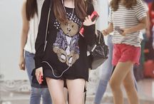 Airport fashion / Airport style