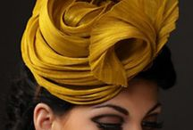 Millinery / Hats and the making thereof / by Mr X Stitch