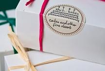 Cake Boxes / Cake Box ideas for L'Arte Della Torta di Melanie Secciani