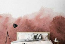 bed wall paint