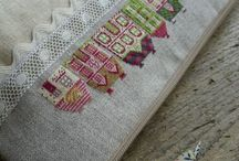 Cross Stitch / by Gen X Quilters