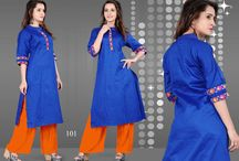 1870 Solids 2 Awesome Kurti Collection / For all details and other catalogues. For More Inquiry & Price Details  Drop an E-mail : sales@gunjfashion.com Contact us : +91 7567226222, Www.gunjfashion.com