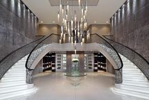 Private Residence projects / Interior design and lighting