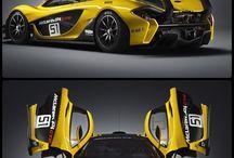 Cars - McLaren supercars