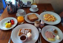 My breakfasts - hotels / What breakfast does the hotel serve?