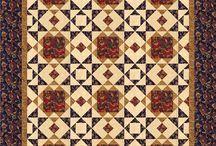 Via Ravenna / by Doug Leko for Antler Quilt Design