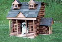 Kutyaházak-fekhelyek