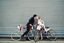 Wedding + Bikes / by WeddingLovely