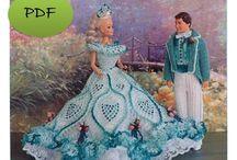 Barbie Spaanse jurkjes
