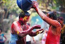 Holi-Festival / Holi
