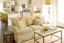 Home-Living Spaces / by Lynlee Hudlow